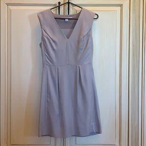 DVF Taupe dress